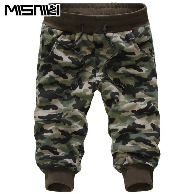 Promotion price MISNIKI Hot Camouflage Men short Pants Casual Calf-length Military Youths Men Pants Joggers Pantalon Homme  just only $13.80 with free shipping worldwide  #pantsformen Plese click on picture to see our special price for you