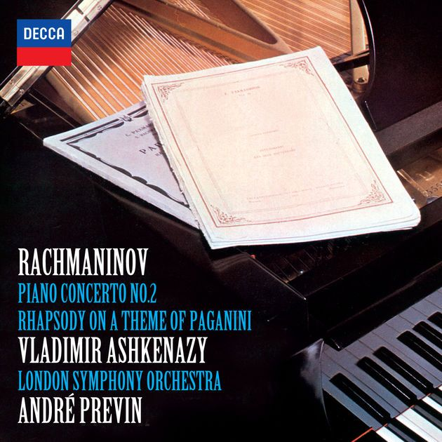 Rachmaninov: Piano Concerto No. 2 & Rhapsody on a Theme of Paganini by London Symphony Orchestra, Vladimir Ashkenazy & André Previn on Apple Music
