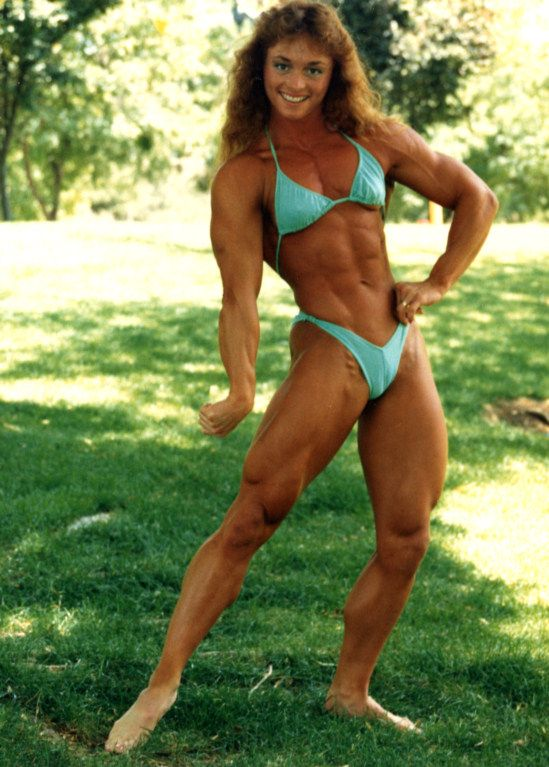 Meet and Date Female Bodybuilders And Other Muscular Women