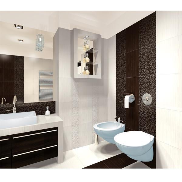 Ofera eleganta baii tale si alege braul ZEBRANO BRAZ MODERN pentru un decor personalizat!