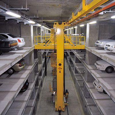 Simmatec corp - Automated Car Parking System