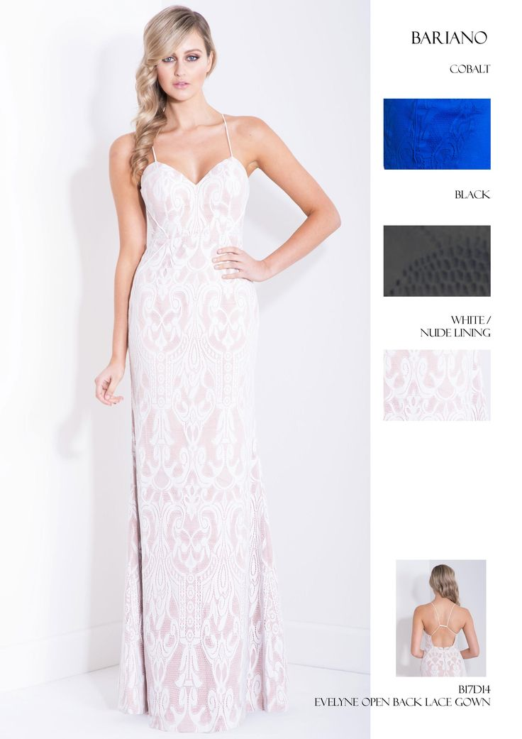 Gorgeous Bariano ball gowns in store now at Etcetera Fashion & Bridal Wanganui!