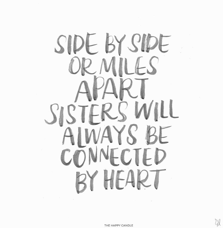 Side By Side Or Miles Apart, Sisters Will Always Be. Quotes About Love World. Mom Quotes In English. Marriage Quotes To Put In A Card. Friendship Quotes Parks And Rec. Work Quotes Homer Simpson. Adventure Time Death Quotes. Disney Quotes Instagram. Disney Kronk Quotes