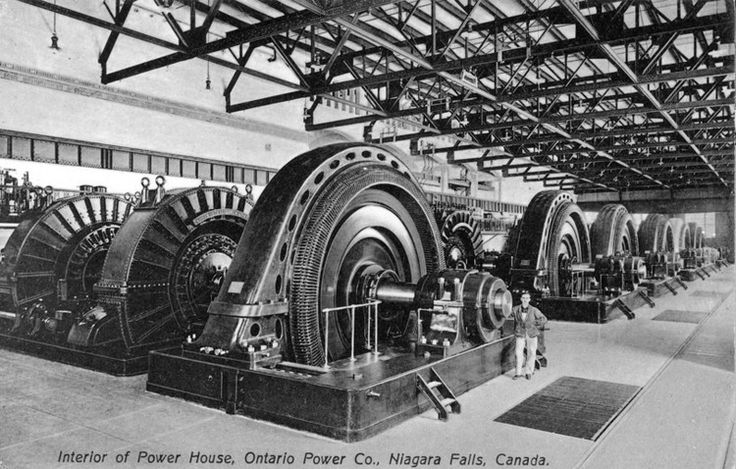 Pin By Bradford Electric S History On Hydroelectric Power