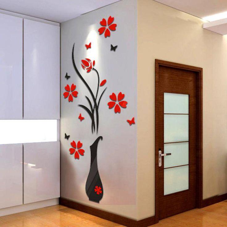 25 best ideas about decorazione da parete ad albero su - Albero su parete ...