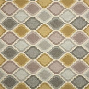 This is a grey, purple, and gold contemporary outdoor fabric by Sunbrella. This fabric is perfect for any indoor or outdoor use. Suitable for drapery, upholstery, umbrellas, or marine upholstery.v234ANPD