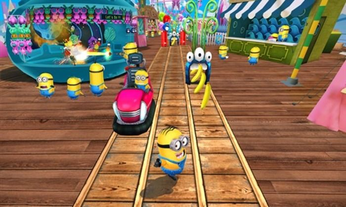 Minion Rush, Gru Mi Villano Favorito gratis en tu dispositivo móvil