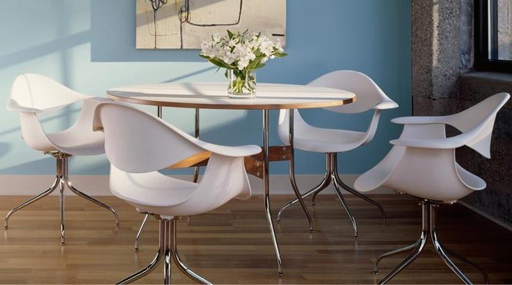 Nelson Swag Leg Chair - Herman Miller