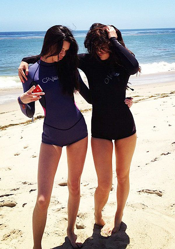 Kendall & Kylie Jenner   Love them!