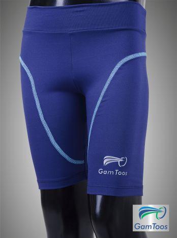 GamToos ERGO - Calza Corta Niño Azul - (CN-C-0001-A)