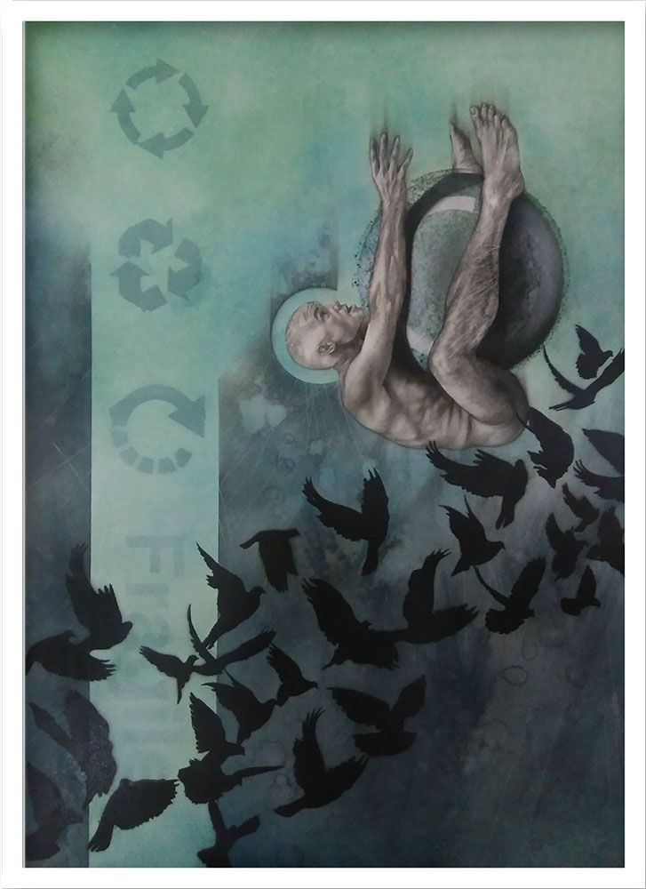Adrian Owen | Geophysiology I | Buy original art online | StateoftheART