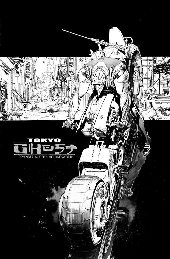 TOKYO GHOST by seangordonmurphy on deviantART