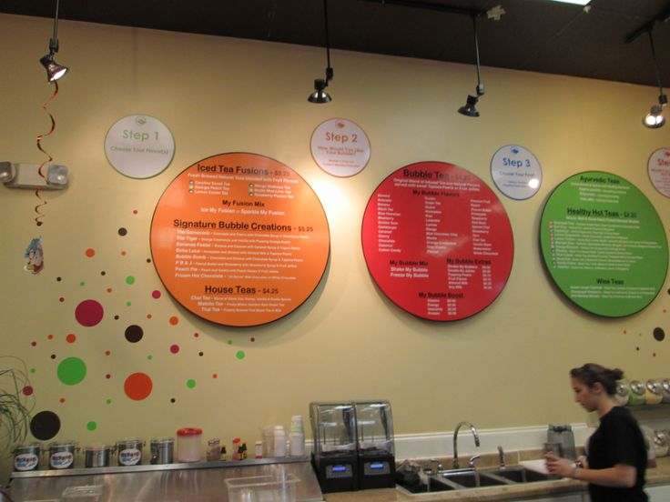 Menu of Bubble Tea Cafe in Columbia, SC. Check out a review from a boba expert: http://www.scbeachtrips.com/columbia.php