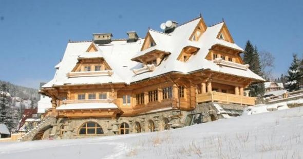 Miodula Villa, Zakopane, Tatry Mountains, Poland