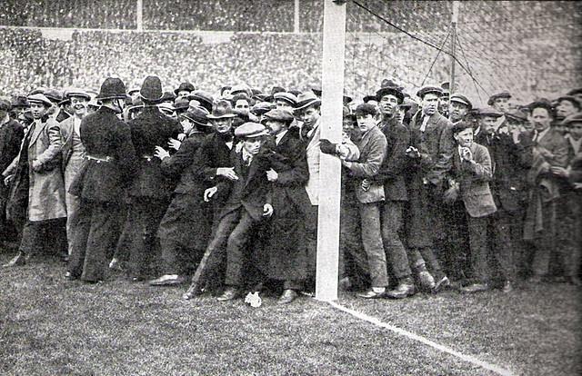 CUP FINAL WEMBLEY 1923