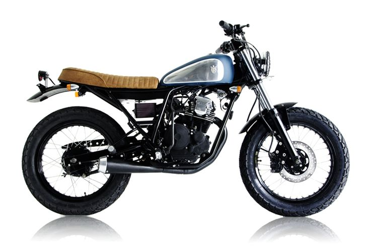 Blue Shank | Deus Ex Machina | Custom Motorcycles, Surfboards, Clothing and Accessories