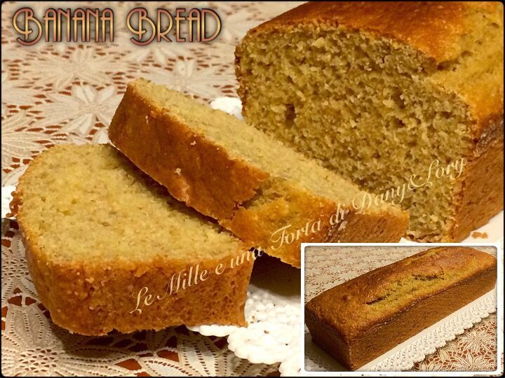 BANANA BREAD INTEGRALE ALLO YOGURT