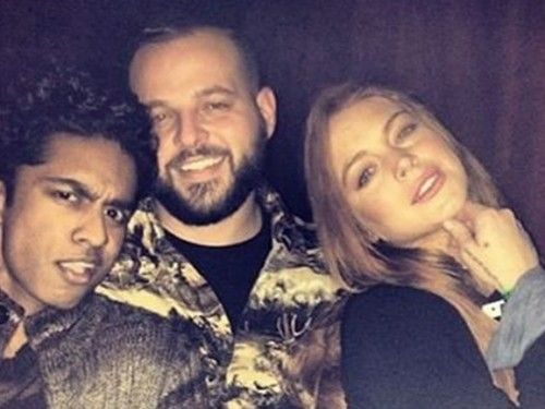 It's October 3rd, so OF COURSE there was a 'Mean Girls' reunion