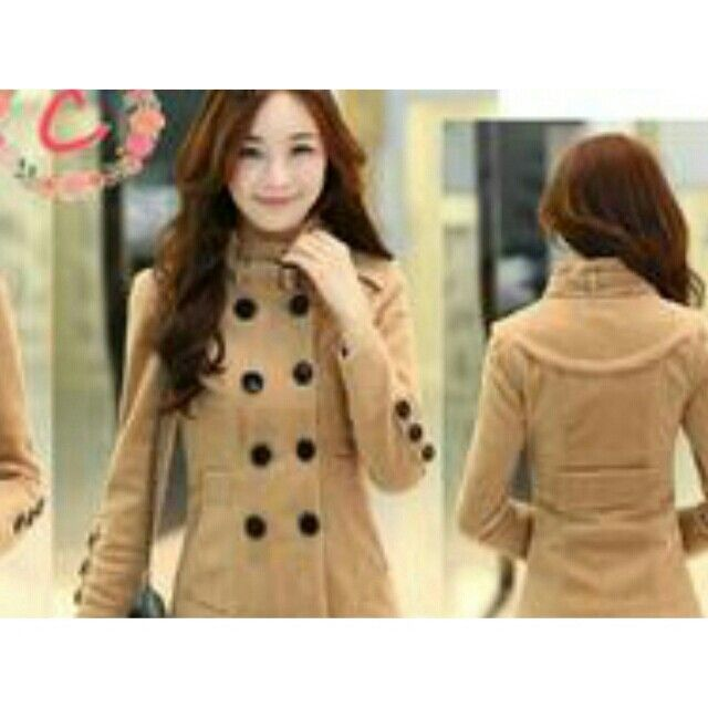 Blazer. Bhan wedges tebal.. Fit to l.. 100 rbu