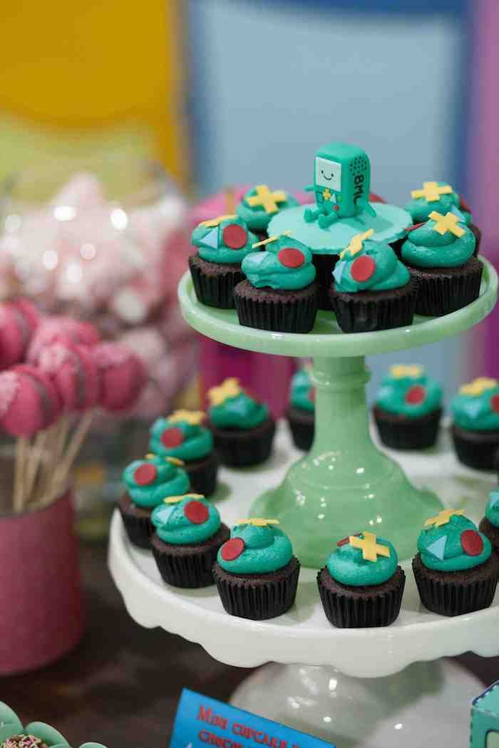Adventure Time Themed Birthday Party {Decor, Ideas, Planning, Idea}