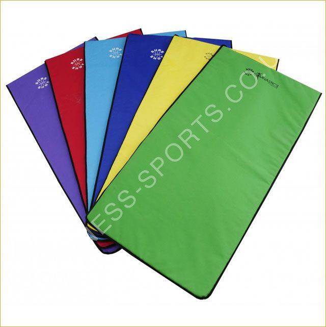 Aerobic non slip floor PE exercise mats.