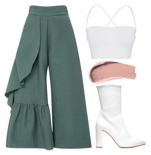 """forest"" by rubybeardwell on Polyvore featuring Rachel Comey, Theory, Stuart Weitzman and Burberry"