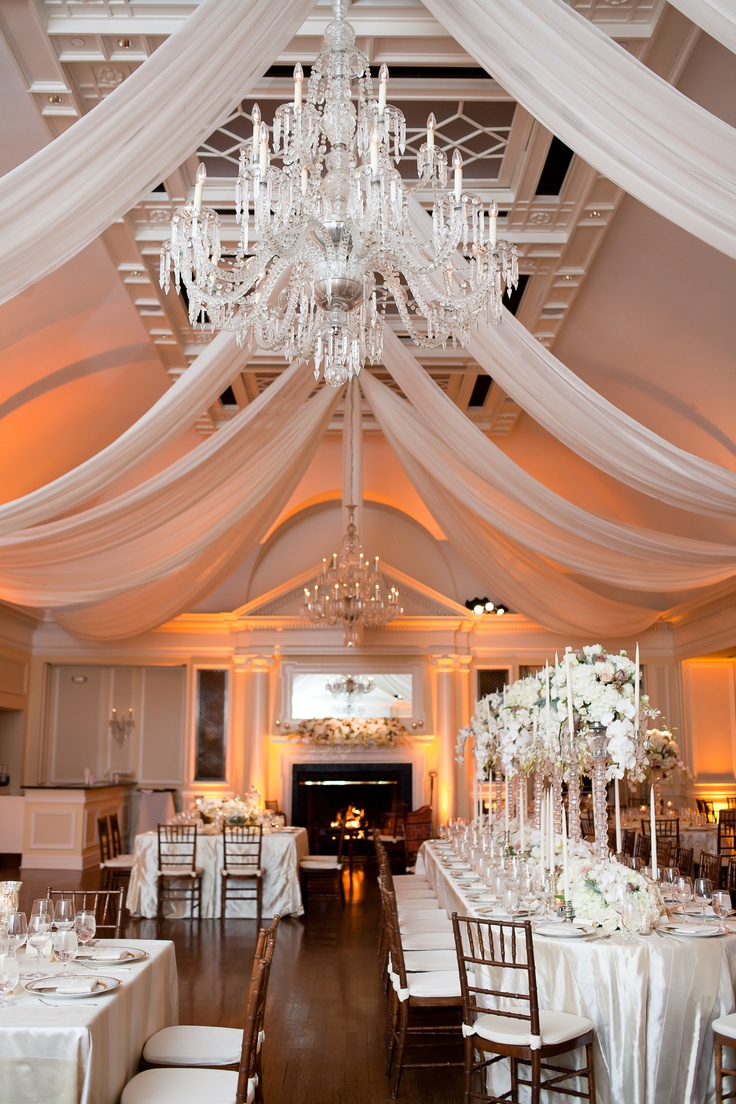 Crystal And Chiffon Ceiling Treatment Devon T S Board