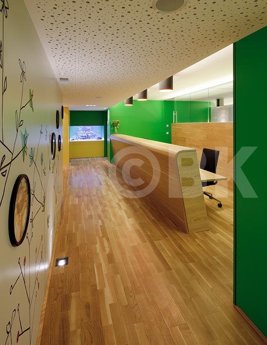 Klomfar Architektur Fotografie, Children Doctor´s Office, Hammerer Architekten, Telfs, Tirol