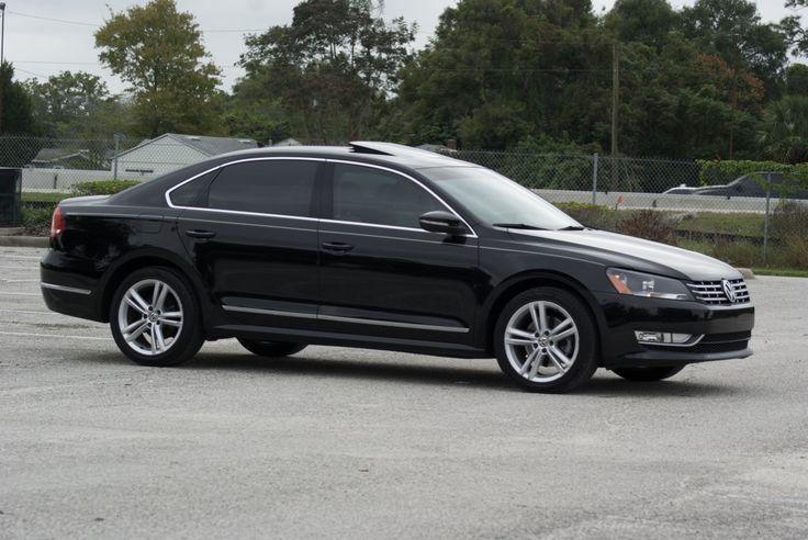 2012 Volkswagen Passat TDI SEL w/Premium and Navigation   WorldTranssport Corp