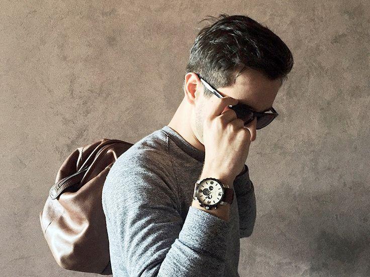 Pánske hodinky Fossil nájdete aj u nás. http://www.1010.sk/c/panske-hodinky-fossil/