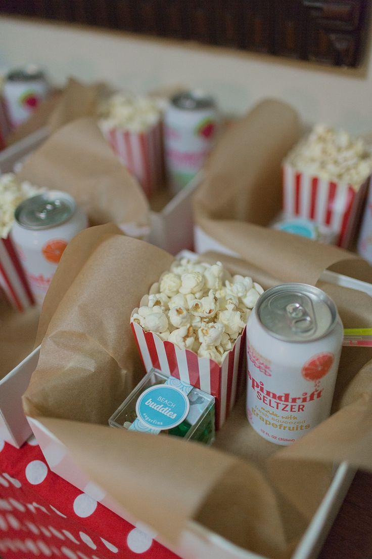 12th Birthday Movie Party