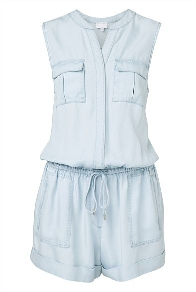 Utility Play Suit