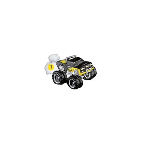 PolarX Children's Series - Monster Truck (Black)