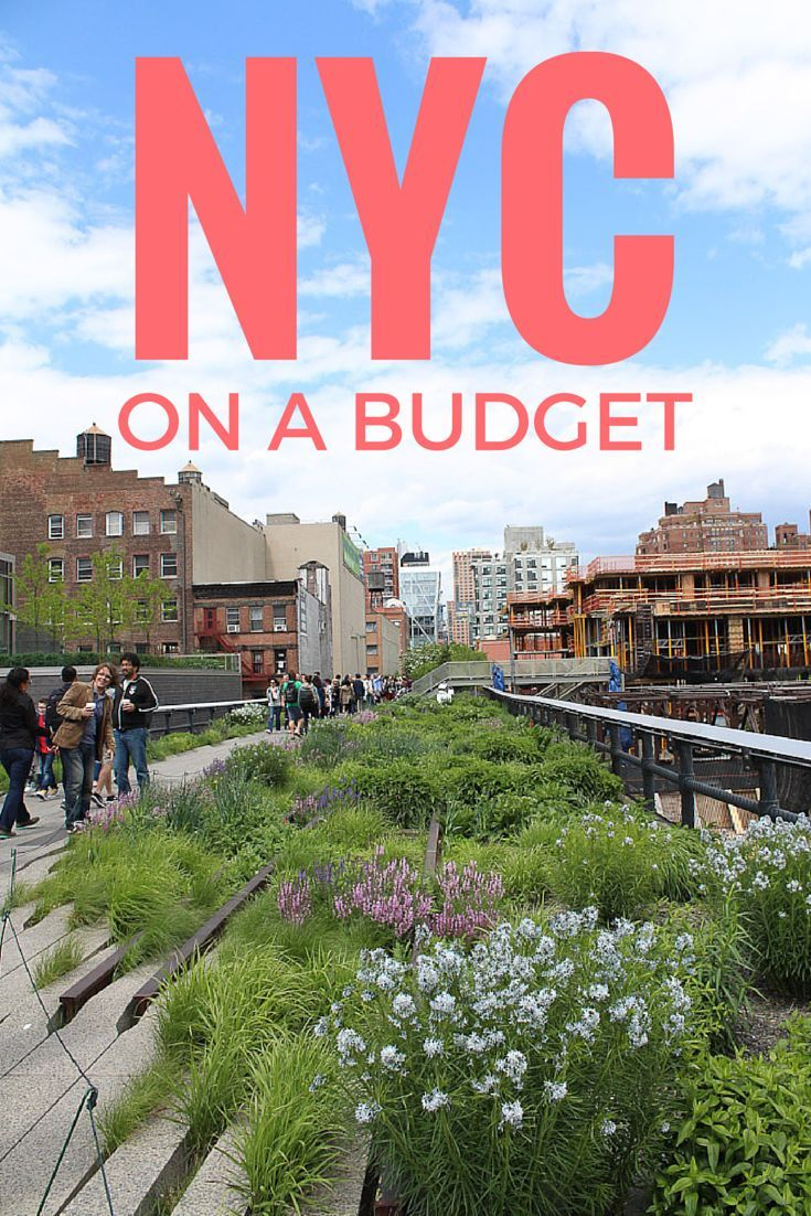 Things to do, see, eat, and drink in New York City on a budget. The Big Apple doesn't have to be an expensive destination!