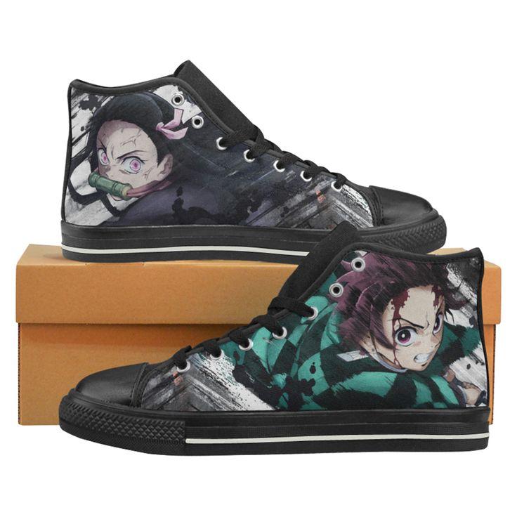 Demon slayer kimetsu no yaiba shoes nezuko tanjiro