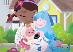 DoctoraJuguetesJuegos.com - Juego: Rompecabezas Abrazo de Amigos - Juegos de Puzzles de Doctora Juguetes Disney Jugar Gratis Online