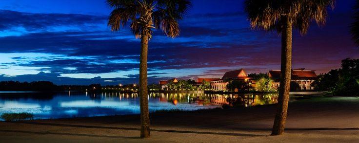 Best Deluxe Resort for Honeymoons- Disney's Polynesian Resort