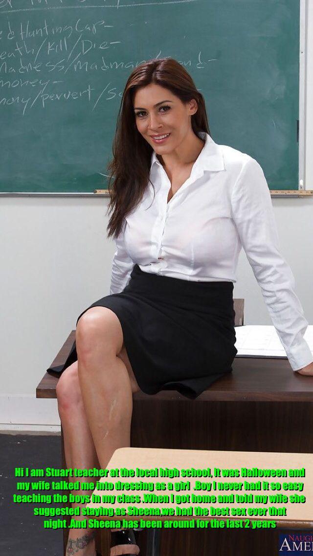 first sex teacher captions