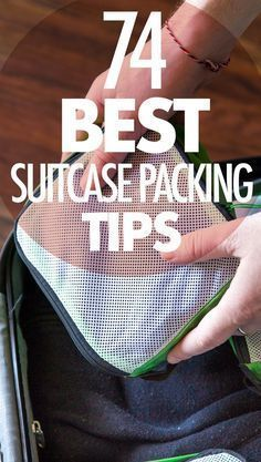 74 Best Suitcase Packing Tips – Master Your Luggage Like A Travel Ninja