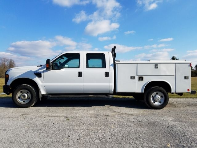 4X4 Van For Sale >> 2008 Ford F-250 SD Crew Cab 4x4 Utility Truck | Trucks For ...