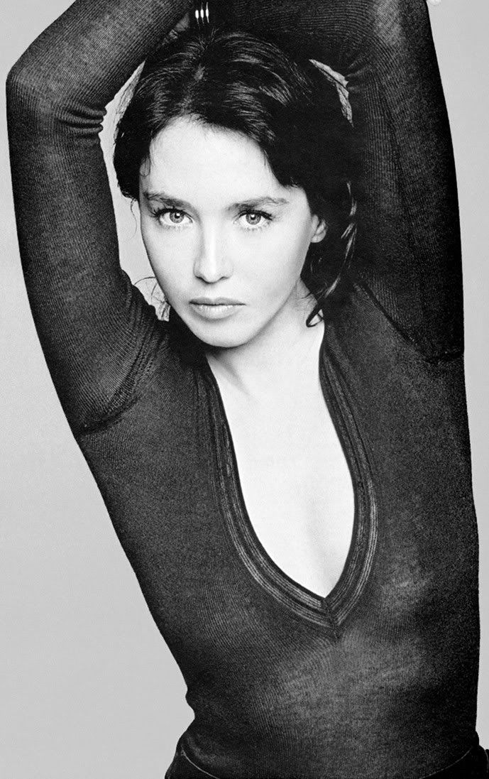 Isabelle Adjani. Probably one of the most talented French actress of her generation.