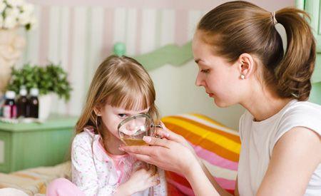 Die besten Hausmittel für Kinder