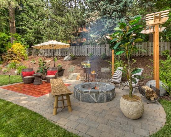 Designer Backyards Decoration Photo Decorating Inspiration