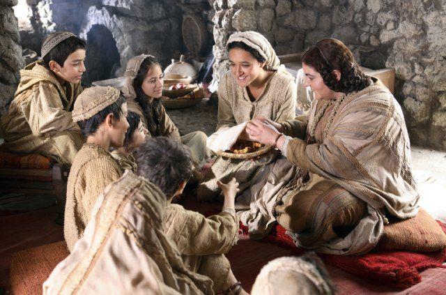 Keisha Castle-Hughes in The Nativity Story (2006)