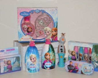 Frozen Boxed Hamper - Edit Listing - Etsy