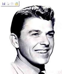 One of the greatest Presidents our Nation will ever know. And pretty damn cute at one time too. President Reagan