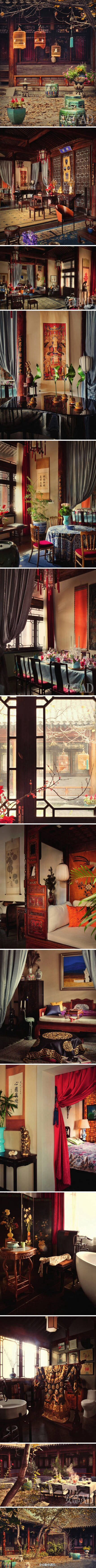 Ancient chinese home interior - Find This Pin And More On The Chinese Home