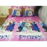 Lenjerii de pat copii Frozen M 140x210