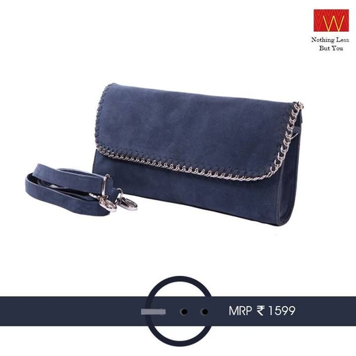 For those who value #elegance over sparkle, here is a #purse for all your knick-knacks!  Get one here :http://shopforw.com/categoryProducts.php?catID=180&maincatName=Accessories&smallCat=Bag