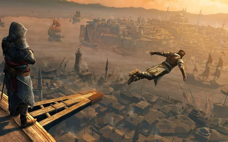 Assassin's Creed's Live Stunts: Are Audiences Tired of CGI?